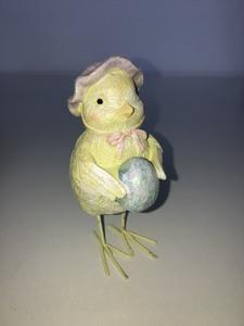 Купить Сувенир Цыпленок с яйцом