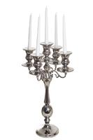 Канделябр silver 31x65