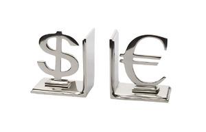 "Купить Держатель для книг ""Доллар-евро"" 13х9х13"