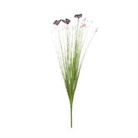 Стебли травы с бабочками 70 см (крас.) (24)