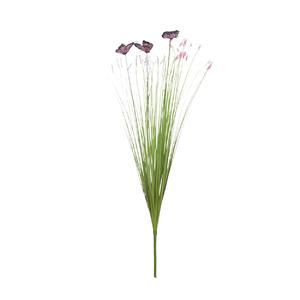 Купить Стебли травы с бабочками 70 см (крас.) (24)