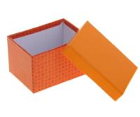 """Коробка """"Плетеный узор"""" прямоугольник 9,5*7*6"""
