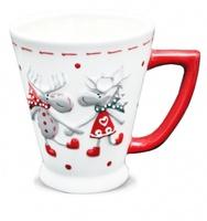 "Чашка ""Веселые олени -2 "" 250 мл"