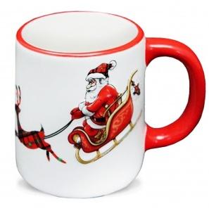 """Купить Чашка """"Санта"""" 200 мл"""