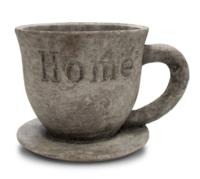 Чашка декоративная Home