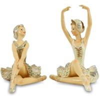 Фигурка хрупкая балерина