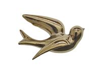 Настенный декор Leroy (B) малый, керамика