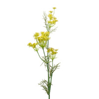 Ветка Даукум, желтый