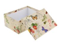 """Коробка """"Бабочки ретро"""" 16*10,5*6"""