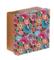 """Коробка """"Цветы"""" 15*15*7,5"""