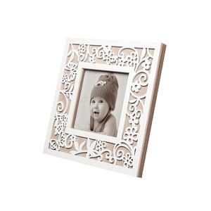 Купить Рамка для фотографии Кружево, 18x18см