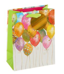"""Купить Пакет подарочный """"Воздушные текстуры"""" люкс"""
