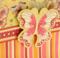 """Пакет подарочный """"Любимый садик"""", люкс с декором"""