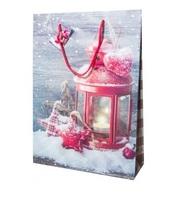 Пакет подарочный Рождественская ночь