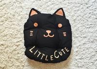 Подушка Little Cute Black (Черный)
