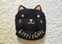 Подушка Little Cute Black (Черный)
