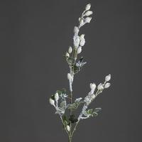 Ветка заснеженной розы 23614-05