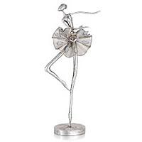 Фигурка балерины Borrida, бронзовый, металл, 19х13х52 см, У