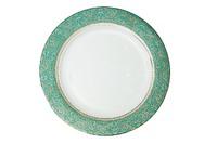 Тарелка обеденная 27 см,цвет бирюзовый