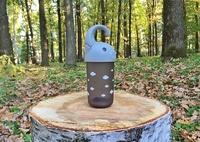 Бутылка для воды Слоник Gray (Серый)
