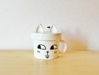 Чашка Happy Puppy (Белый/черный)