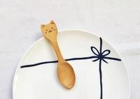 Ложка Кошечка (Светло-коричневый)