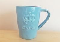 Кружка C.A.L.M Blue (Голубой)