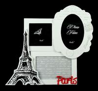 """Фоторамка на 3 фото """"Мой Париж"""""""