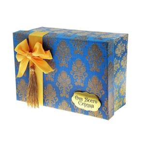 """Купить Подарочная коробка прямоугольник """"Люкс"""""""