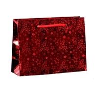 Пакет голография , цвет красный, У