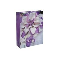 """Пакет пластиковый """"Орхидея"""""""