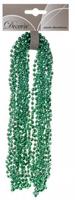 Гирлянда из бусин, Зеленый, 270см
