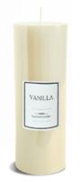 Свеча аромат Ваниль большая