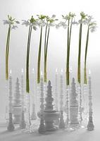ваза / подсвечник SOLI, 55 см, У