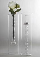 ваза HURRICANE 39*11 см