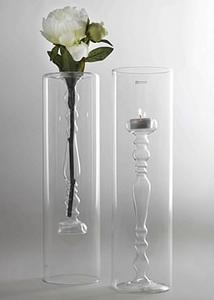 Купить ваза HURRICANE 39*11 см