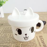 Чашка Puppy (Белый/черный)