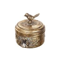 Шкатулка Пандора, золотой
