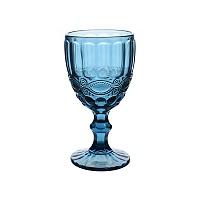 Бокал для вина Изумруд, синий