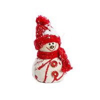 Снеговичок с шарфиком