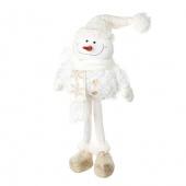 Сувенир  Снеговик, белый
