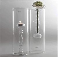 ваза HURRICANE 29*11 см