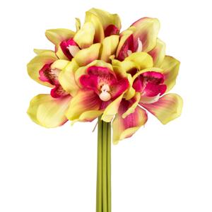 Купить Букет из орхидей, асс. из 5-ти шт., У
