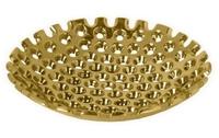 Круглое декоративное блюдо Pepite, золотое, У