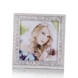 Купить Рамка для фотографии Lissa, 9х9 см