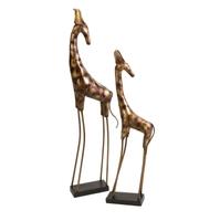 Напольные фигуры в виде жирафов Savanna, уценка