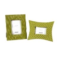 Рамки для фото Kimber, набор из 2-х шт., зеленый, У
