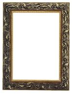 Рамка для картин 21х29,7 см золотая