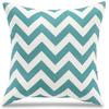 Декоративная подушка Шеврон, 100% лен, 40*40 см, У
