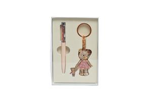 Купить Подарочный набор (ручка, брелок)